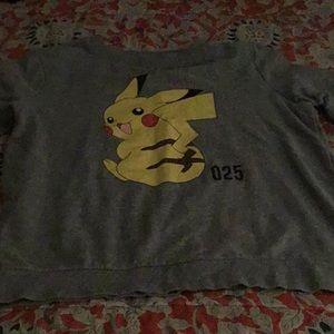 Pokémon sweater